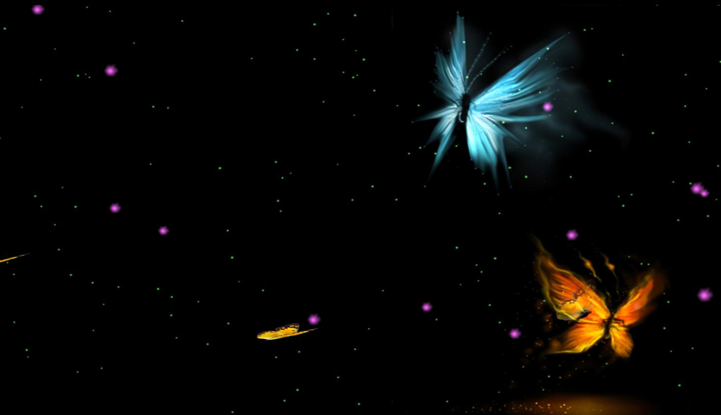 Fantastic Butterfly 1.2 Screensaver 1.0 full
