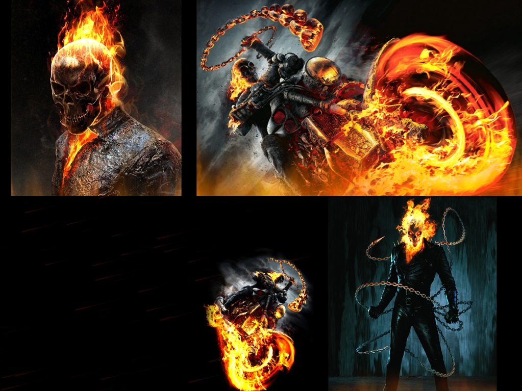 Download Ghost Rider Screensaver Animated Wallpaper