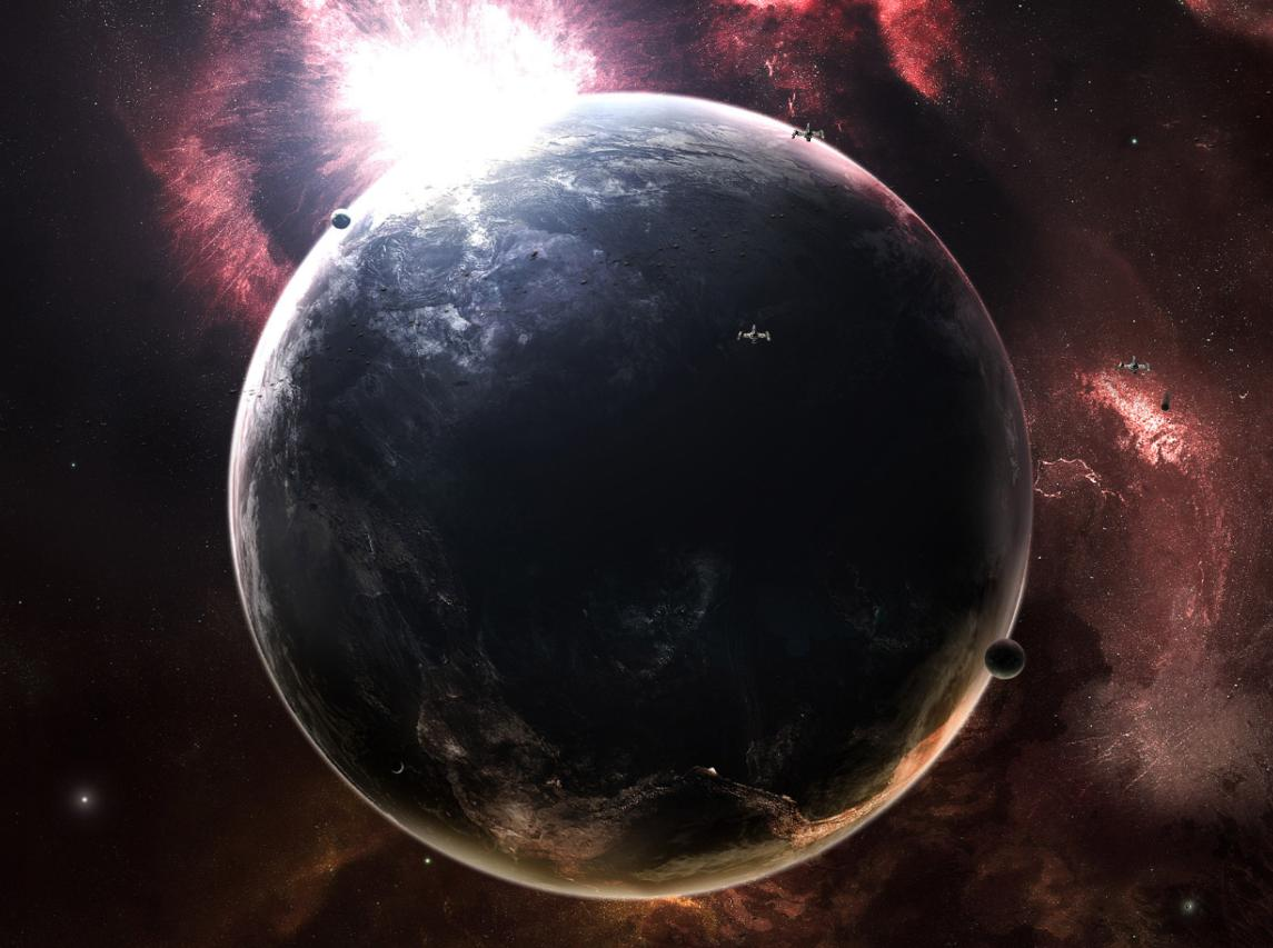 Outer Space Screensaver Animated Wallpaper Torrent Download