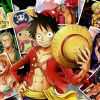 One Piece Screensaver