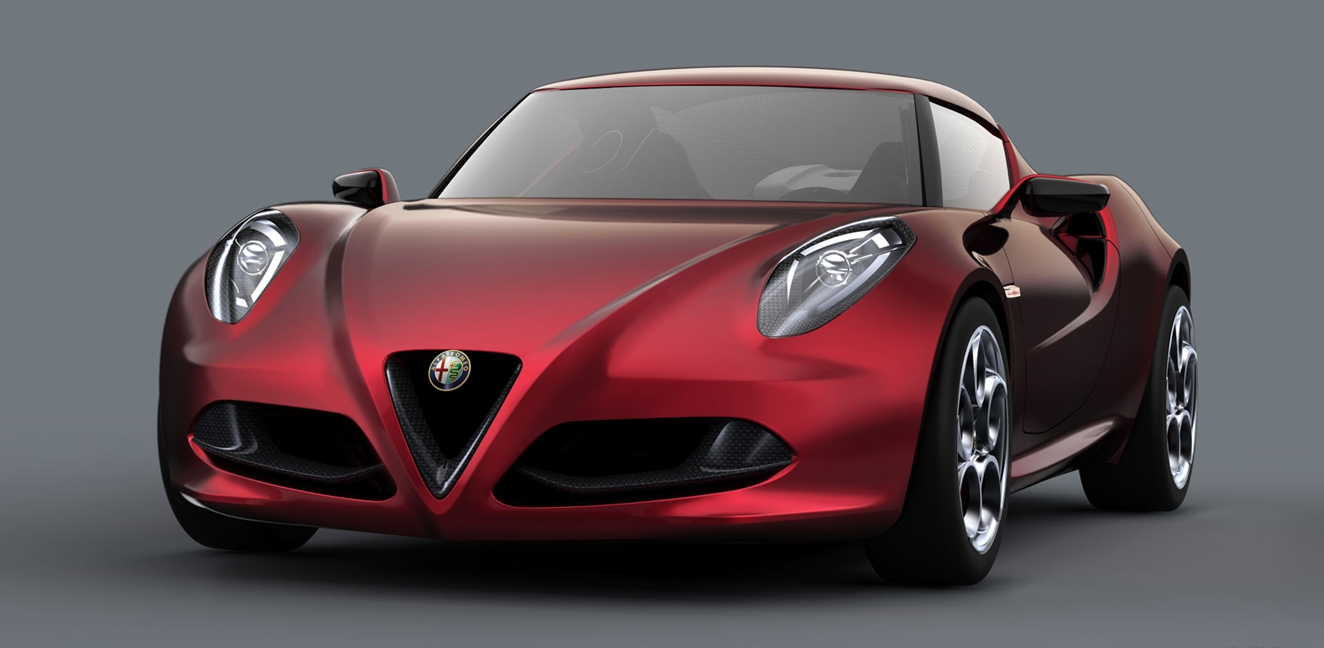 Alfa Romeo Screensaver