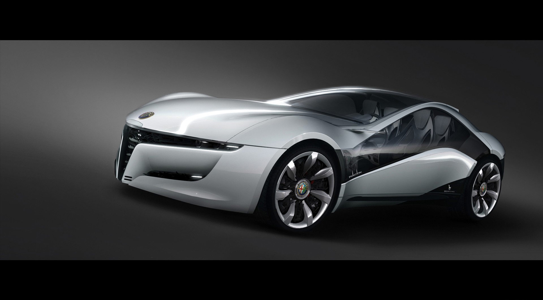 Click to view Alfa Romeo Screensaver 1.0 screenshot