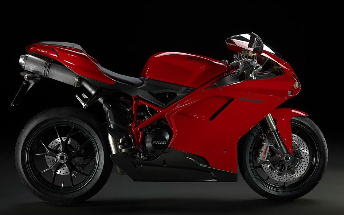 Ducati Motorcycle Screensaver 1.0