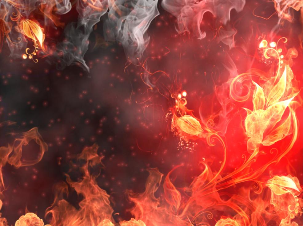 Fire Element Screensaver
