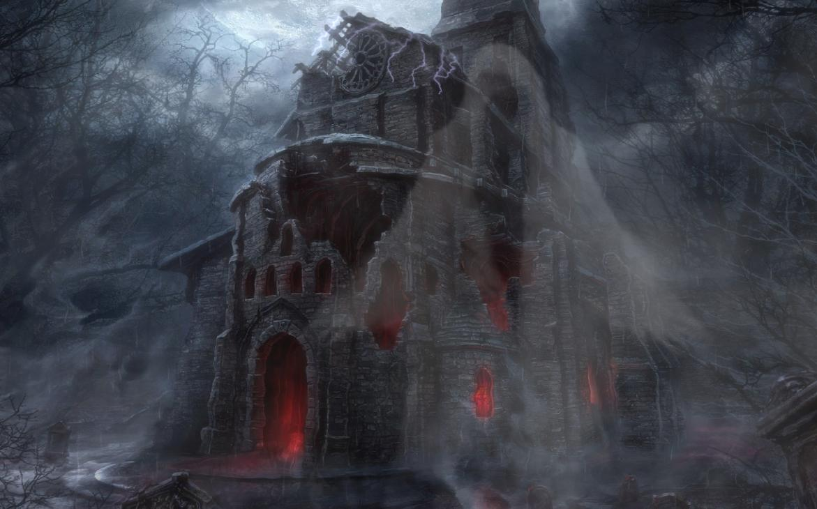 haunted house wallpaper with sound - photo #32