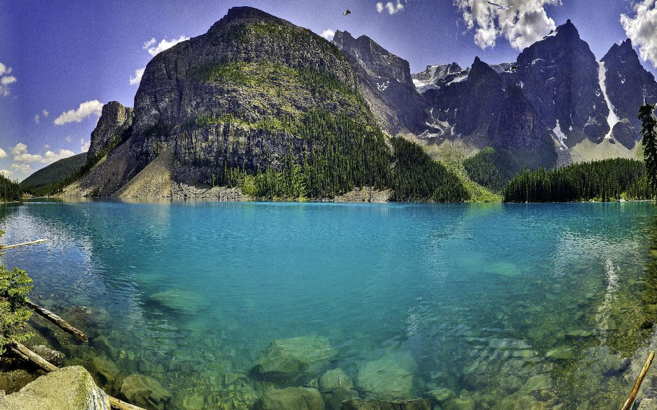 Click to view Love Lake Screensaver 1.0 screenshot