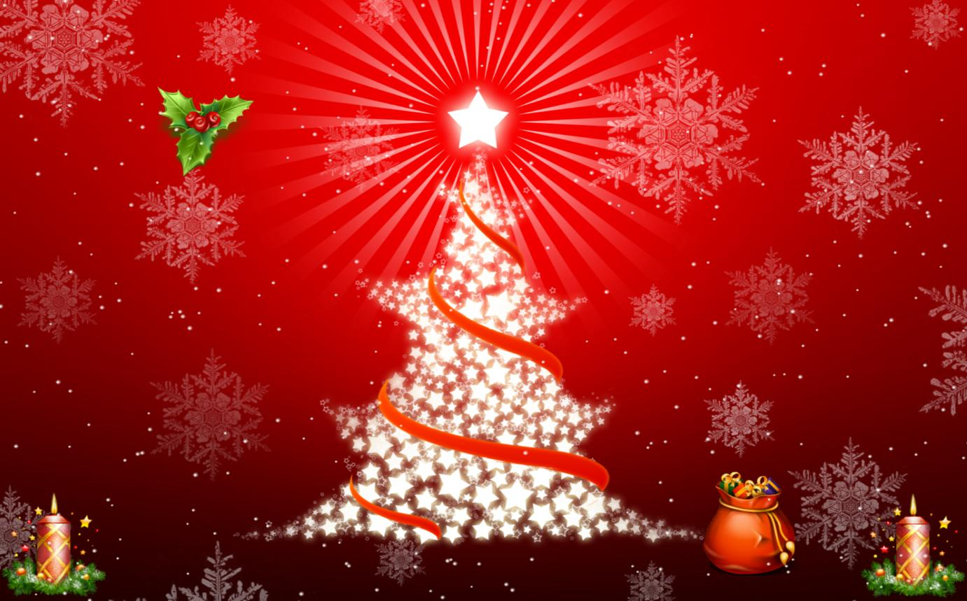 free merry christmas screensaver animated wallpaper merry christmas ...