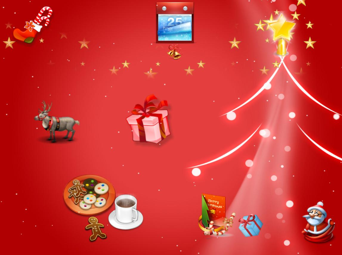 Download merry christmas screensaver animated wallpaper - Anime merry christmas wallpaper ...