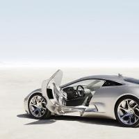 Amazing Jaguar Cars Screensaver