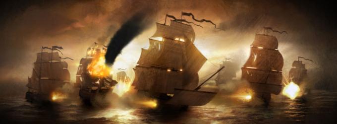 Battle Ship Screensaver