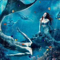 Beautiful Mermaids Screensaver