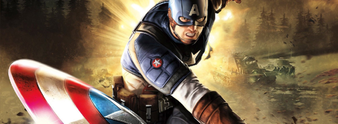 Captain America Screensaver
