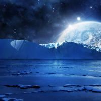 Cold Iceberg Screensaver