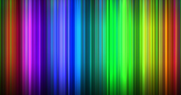 Color Universe Screensaver