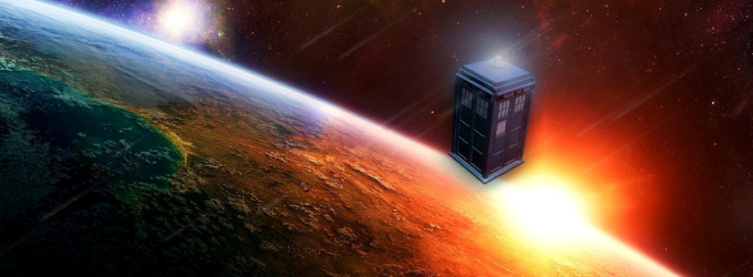 Doctor Who Screensaver