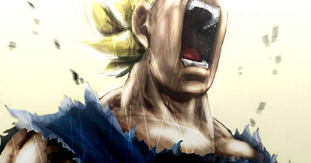 Dragon Ball Z Screensavers