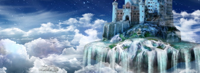 Fantasy Castles Screensaver