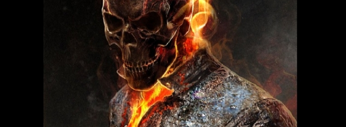 Ghost Rider Screensaver