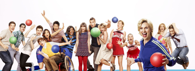 Glee Screensaver