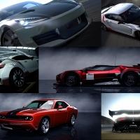 Gran Turismo 5 Screensaver