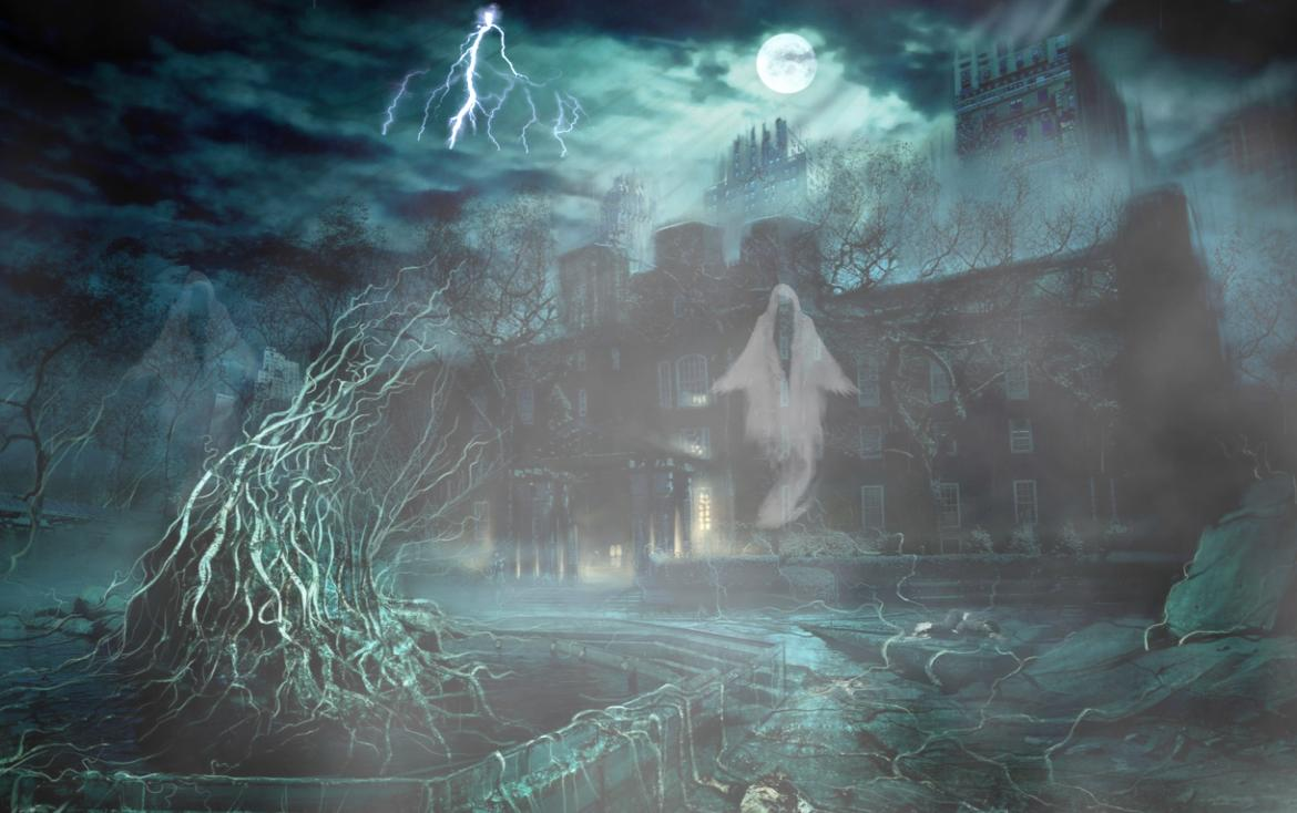 download house of terror scary ghost house screensaver screensavergiftcom