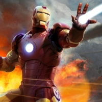 Iron Man Screensaver