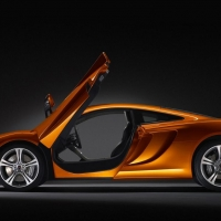 MCLaren Cars Screensaver