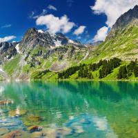Mirror Lake Screensaver