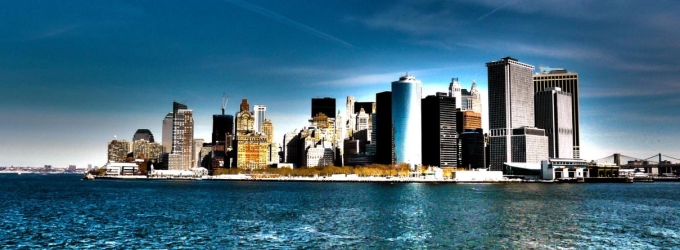 New York Screensaver