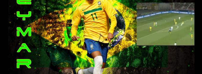 Neymar Screensaver