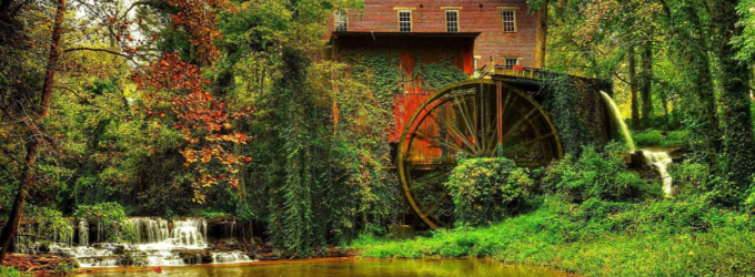 Old Mill Screensaver