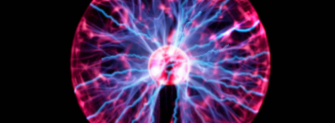 Plasma Ball Screensaver