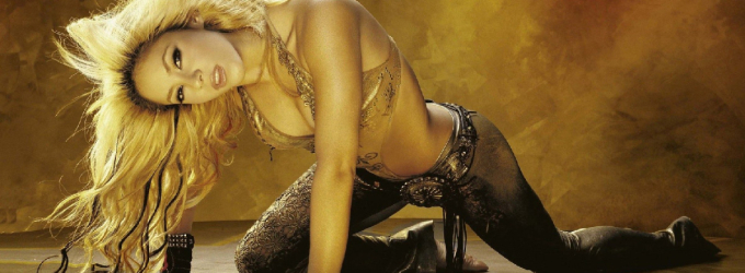 Shakira Screensaver