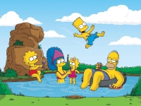 The Simpsons Screensaver
