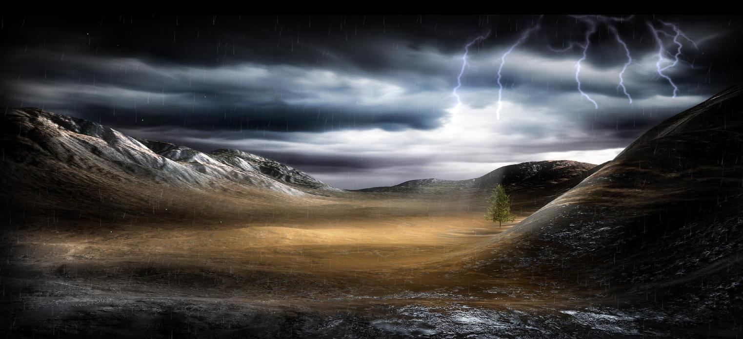 download thunderstorm screensaver
