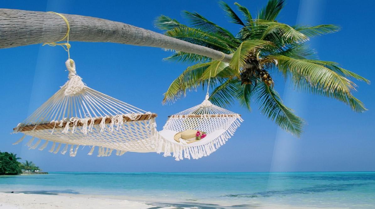 Tropical Island Screensaver - Screensavergift.com