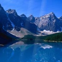 Turquoise Lake Screensaver