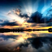 Water Dawn Screensaver