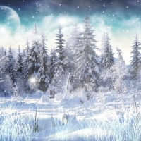 Winter Snow Screensaver